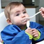 #Conoce el estudio que los niños que juegan con los alimentos aprenden más rápido.