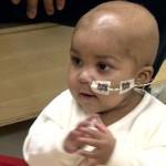 Tratamiento pionero con células de diseño revierte leucemia en una niña de 1 año
